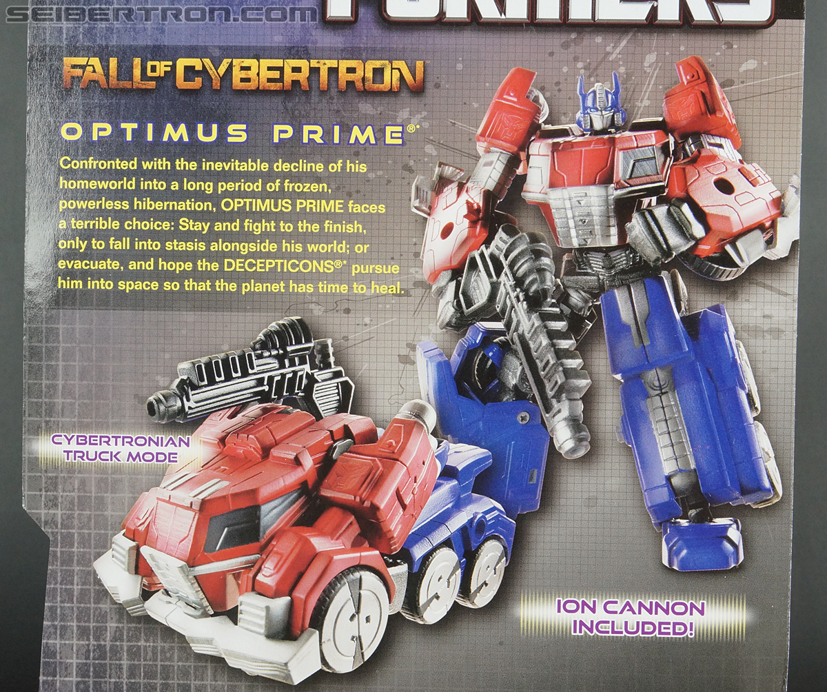 Transformers Fall of Cybertron Optimus Prime (Image #6 of 164)