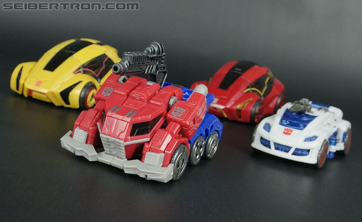 Transformers Fall of Cybertron Optimus Prime (Image #37 of 164)