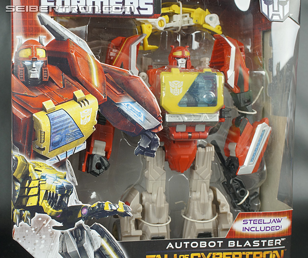 Transformers Fall of Cybertron Blaster (Image #4 of 193)