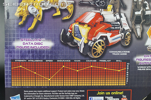 Transformers Fall of Cybertron Blaster (Image #13 of 193)