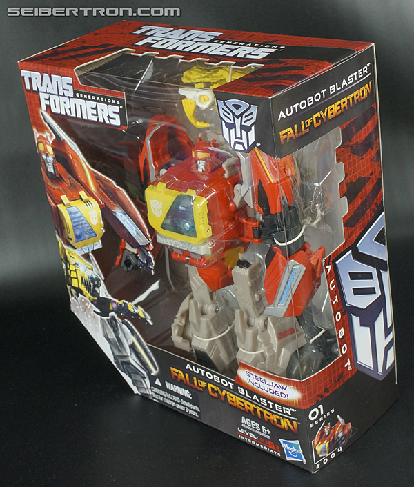 Transformers Fall of Cybertron Blaster (Image #16 of 193)
