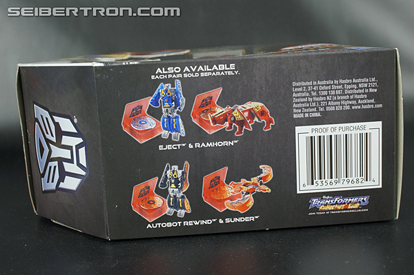 Transformers Fall of Cybertron Blaster (Image #18 of 193)