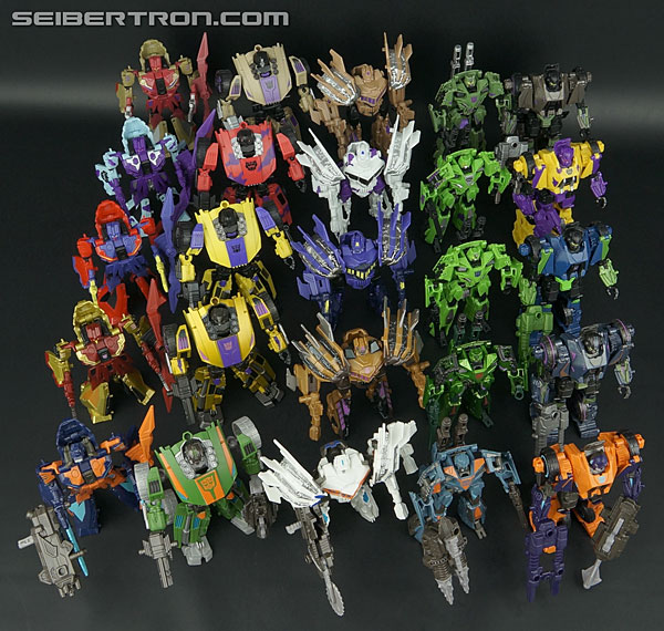 transformers fall of cybertron bruticus toy gallery image 11 of 81