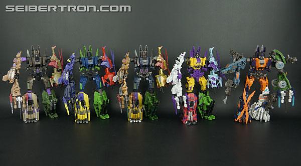 Transformers Fall Of Cybertron générations escroquerie Bruticus Series 01 #005 nosc