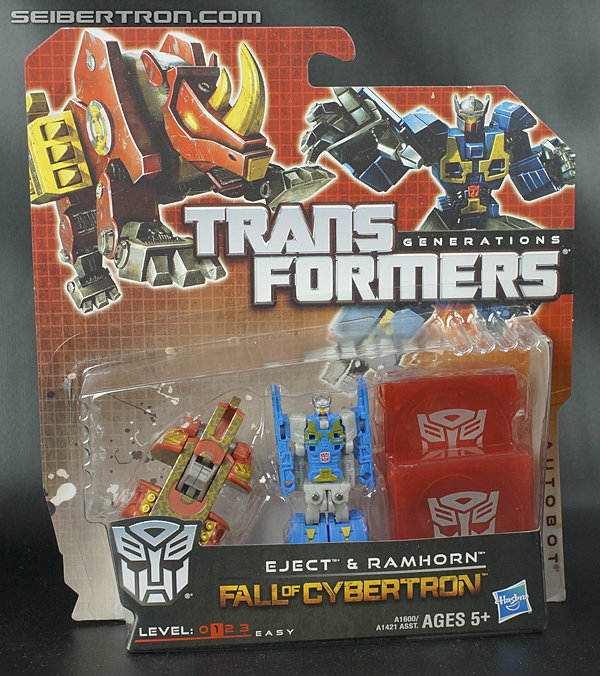 Transformers Fall of Cybertron Eject (Image #1 of 85)