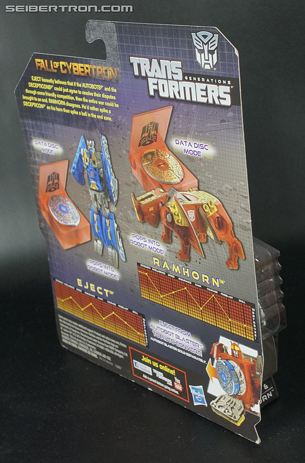 Transformers Fall of Cybertron Eject (Image #8 of 85)