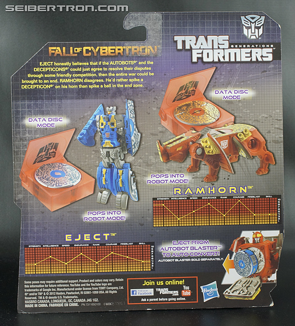 Transformers Fall of Cybertron Eject (Image #9 of 85)
