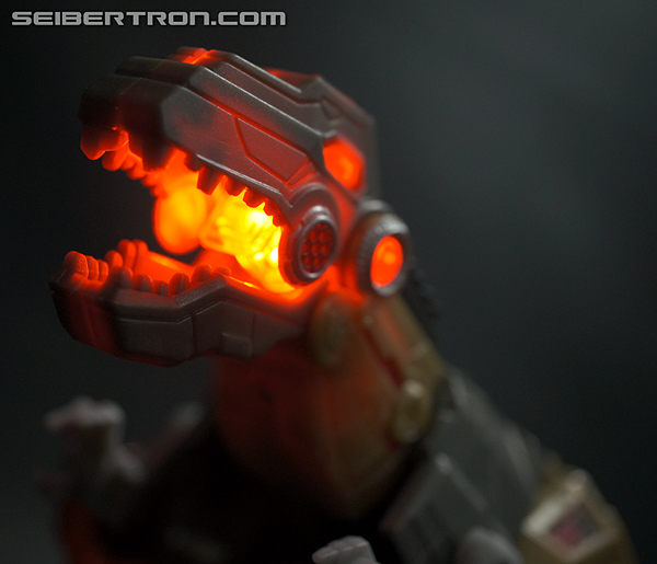 New Generations Galleries: Fall of Cybertron Voyager Grimlock, Blaster, Soundwave and Soundblaster