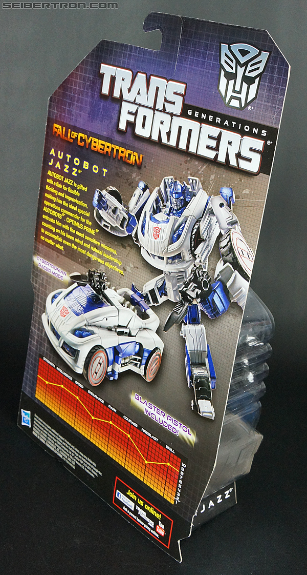 Transformers Fall of Cybertron Jazz (Image #8 of 153)