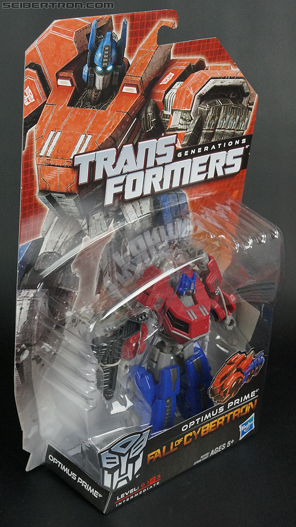 Transformers Fall of Cybertron Optimus Prime (Image #3 of 164)