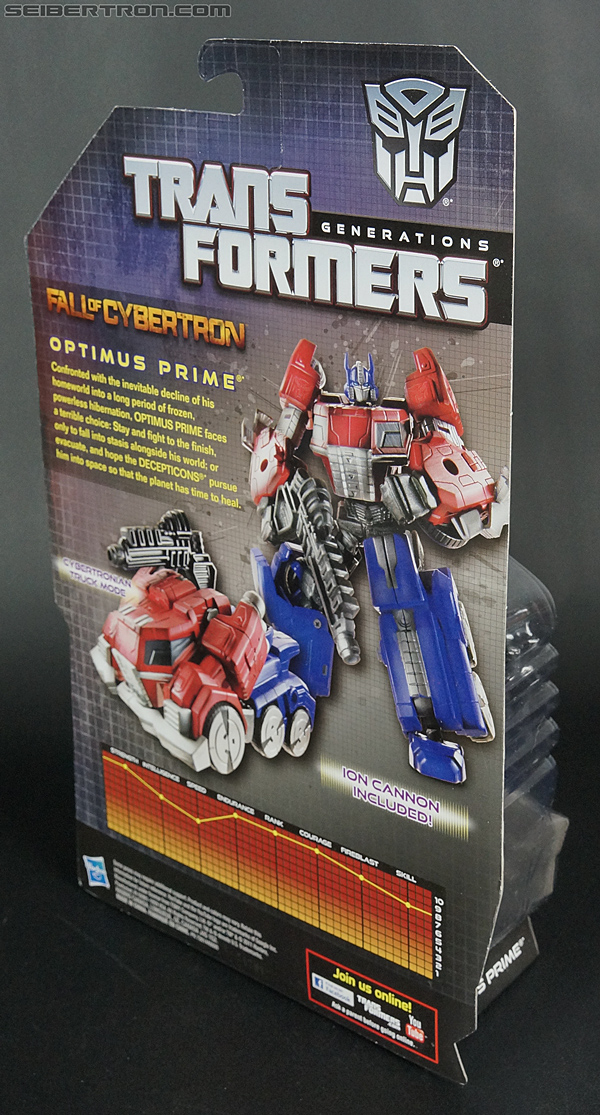 Transformers Fall of Cybertron Optimus Prime (Image #4 of 164)