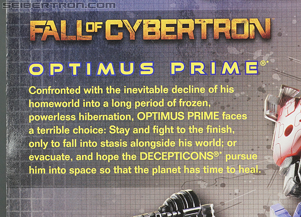 Transformers Fall of Cybertron Optimus Prime (Image #7 of 164)