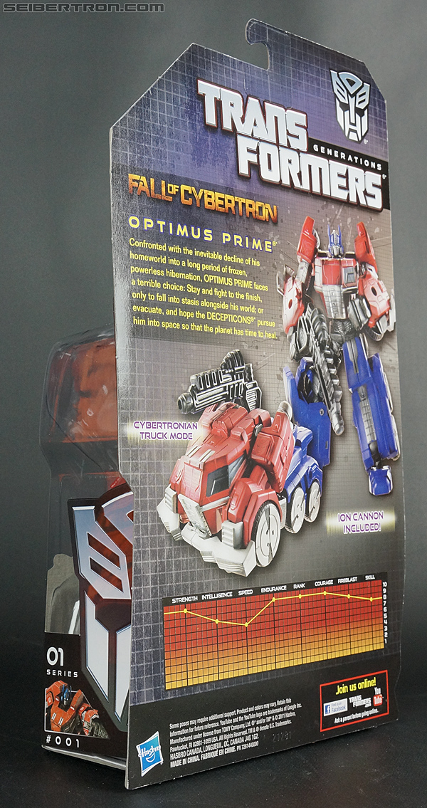 Transformers Fall of Cybertron Optimus Prime (Image #9 of 164)