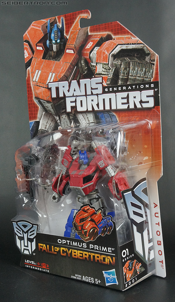Transformers Fall of Cybertron Optimus Prime (Image #11 of 164)