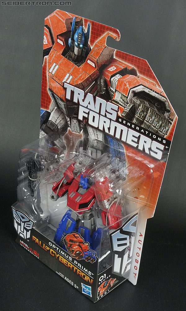 Transformers Fall of Cybertron Optimus Prime (Image #12 of 164)