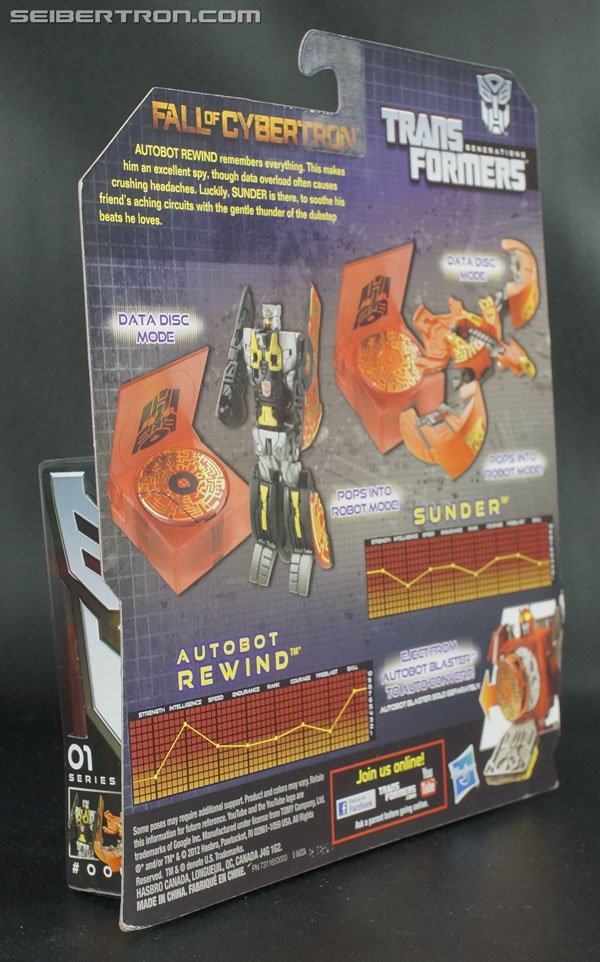 Transformers Fall of Cybertron Rewind (Image #13 of 92)