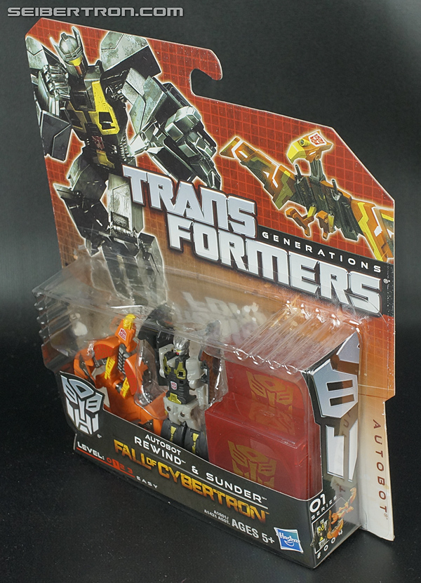 Transformers Fall of Cybertron Rewind (Image #15 of 92)