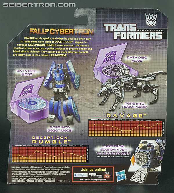 Transformers Fall of Cybertron Rumble (Image #7 of 88)