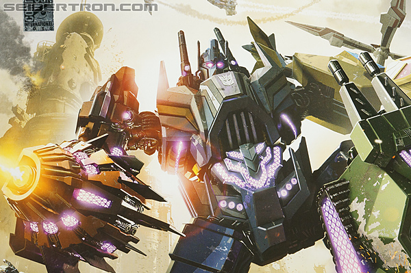 Transformers Fall of Cybertron Bruticus (Image #3 of 154)