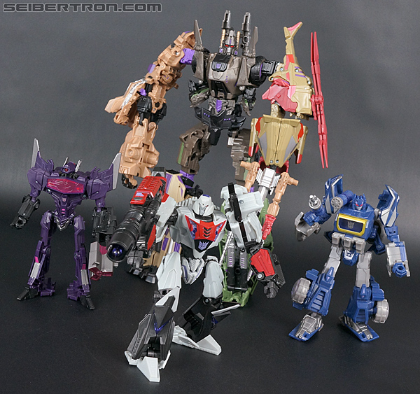 Transformers Fall of Cybertron Bruticus (Image #143 of 154)