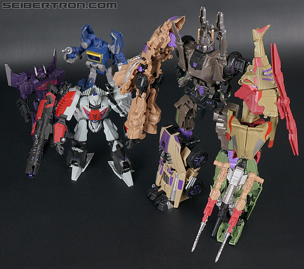 Transformers Fall of Cybertron Bruticus (Image #149 of 154)