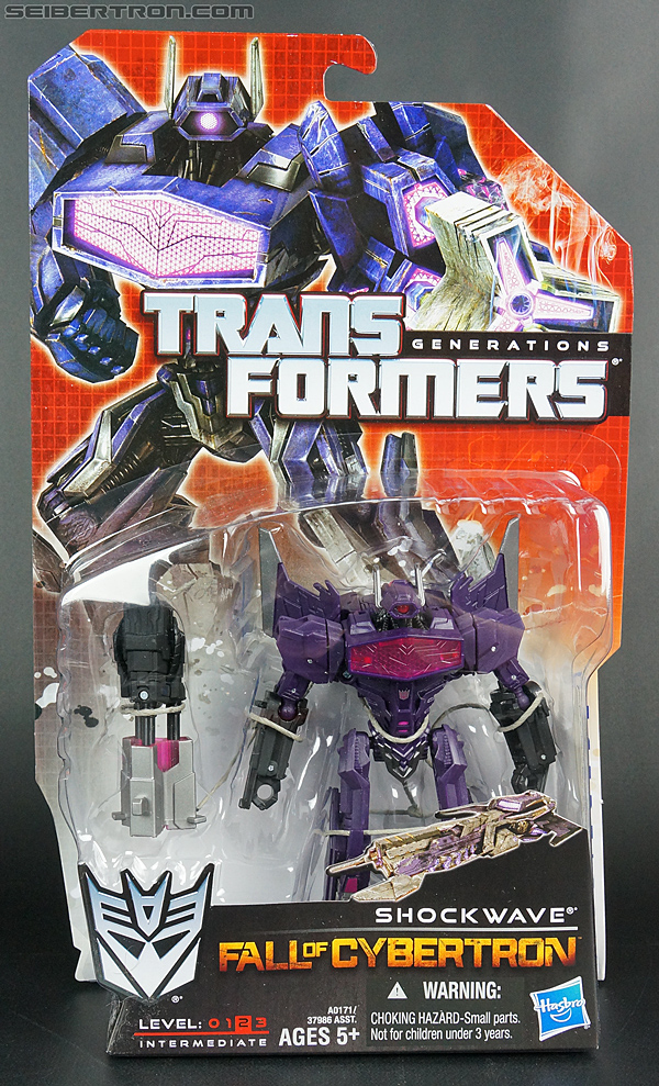 Transformers Fall of Cybertron Shockwave (Image #1 of 157)