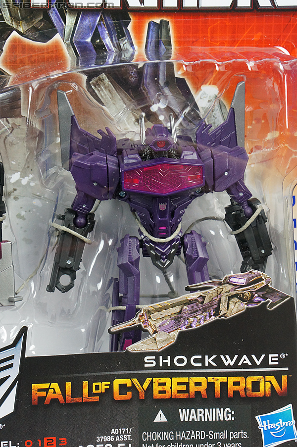 Transformers Fall of Cybertron Shockwave (Image #2 of 157)