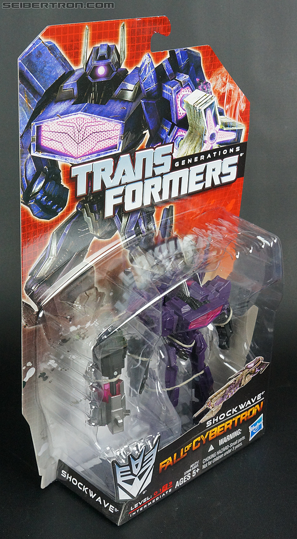 Transformers Fall of Cybertron Shockwave (Image #5 of 157)