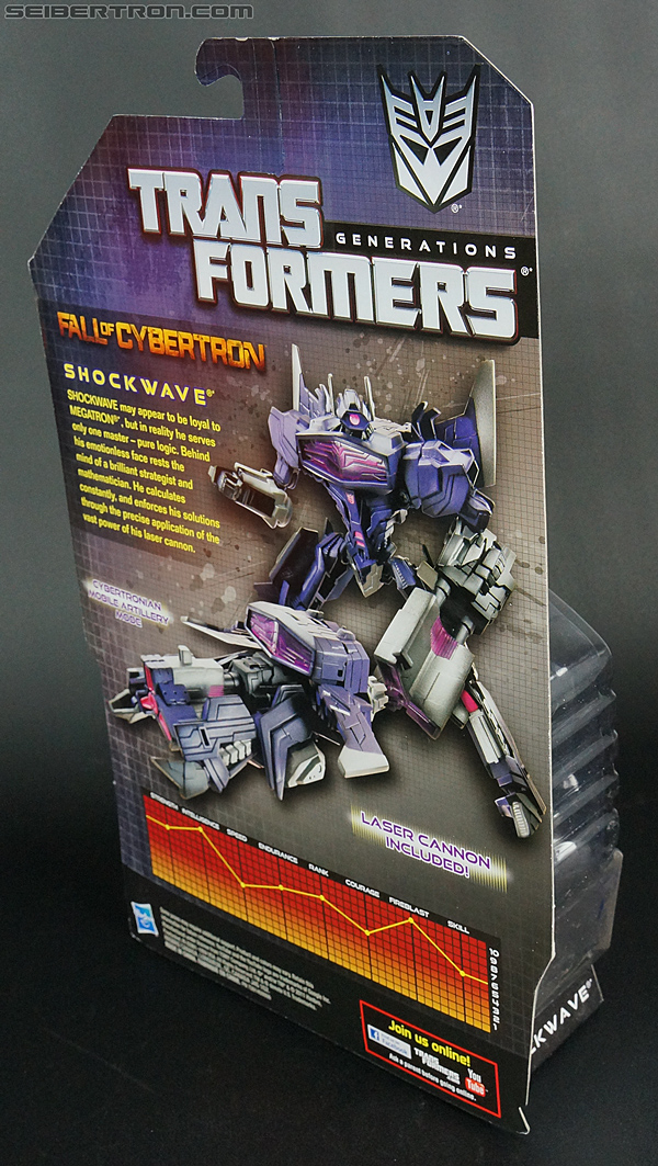 Transformers Fall of Cybertron Shockwave (Image #6 of 157)