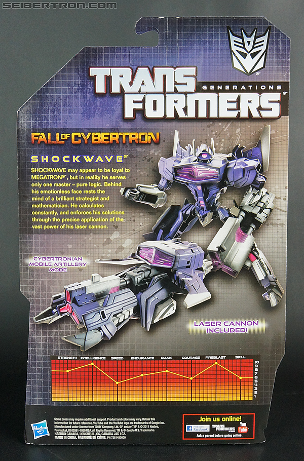 Transformers Fall of Cybertron Shockwave (Image #7 of 157)