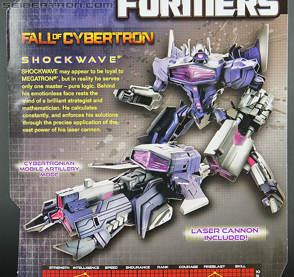 Transformers Fall of Cybertron Shockwave (Image #8 of 157)