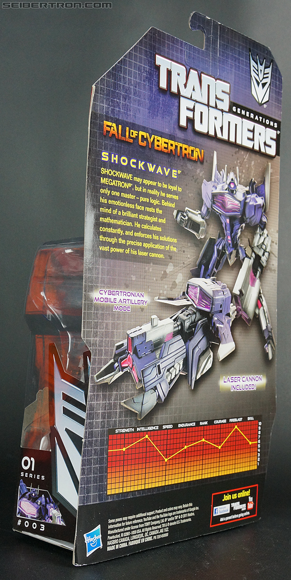 Transformers Fall of Cybertron Shockwave (Image #11 of 157)