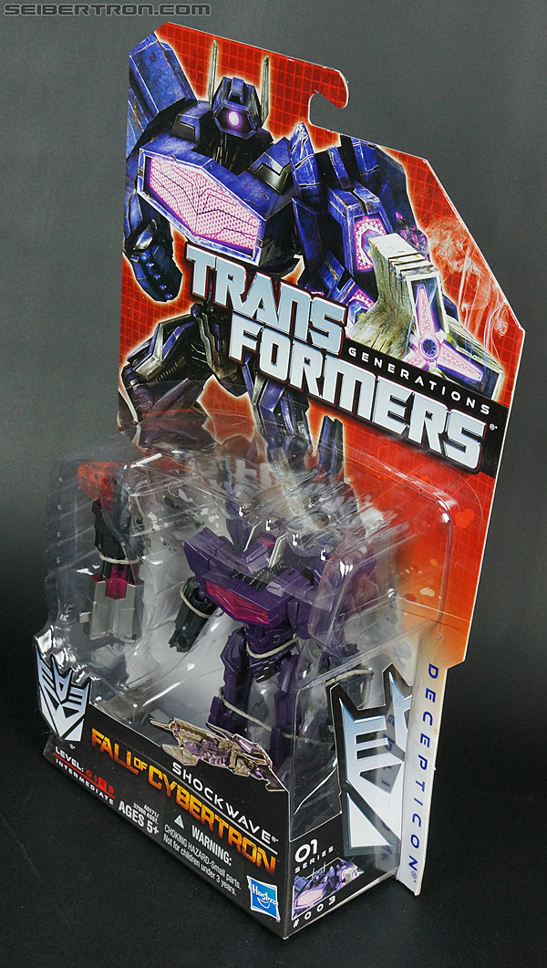 Transformers Fall of Cybertron Shockwave (Image #14 of 157)
