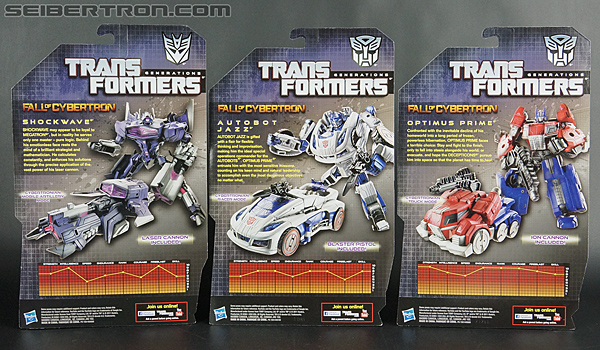 Transformers Fall of Cybertron Shockwave (Image #18 of 157)