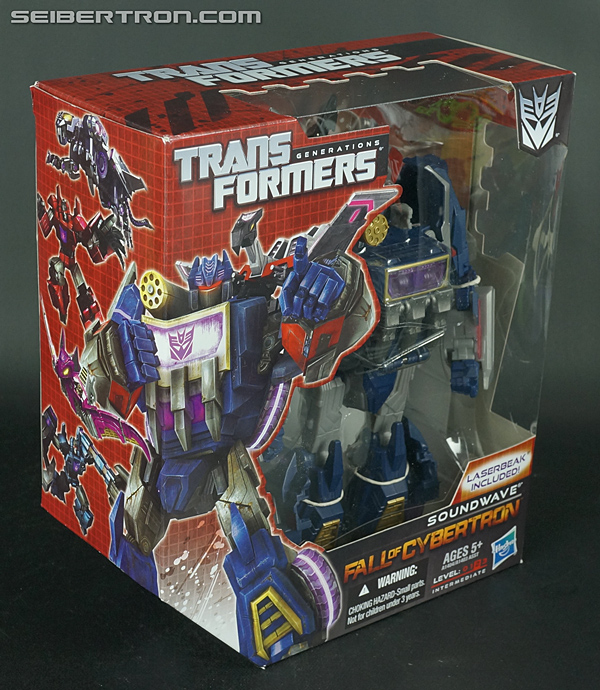 Transformers Fall of Cybertron Soundwave (Image #4 of 228)
