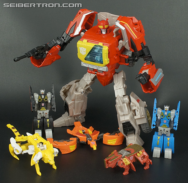 Transformers Fall of Cybertron Sunder (Image #70 of 73)