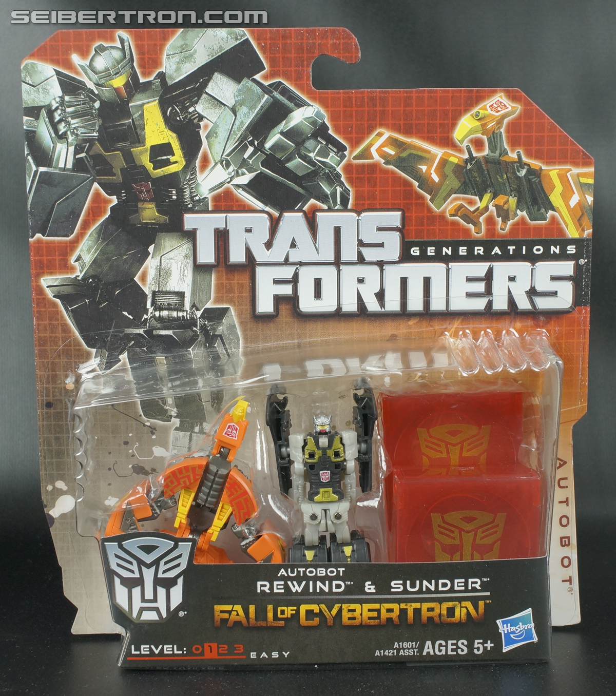 Transformers Fall of Cybertron Rewind (Image #1 of 92)