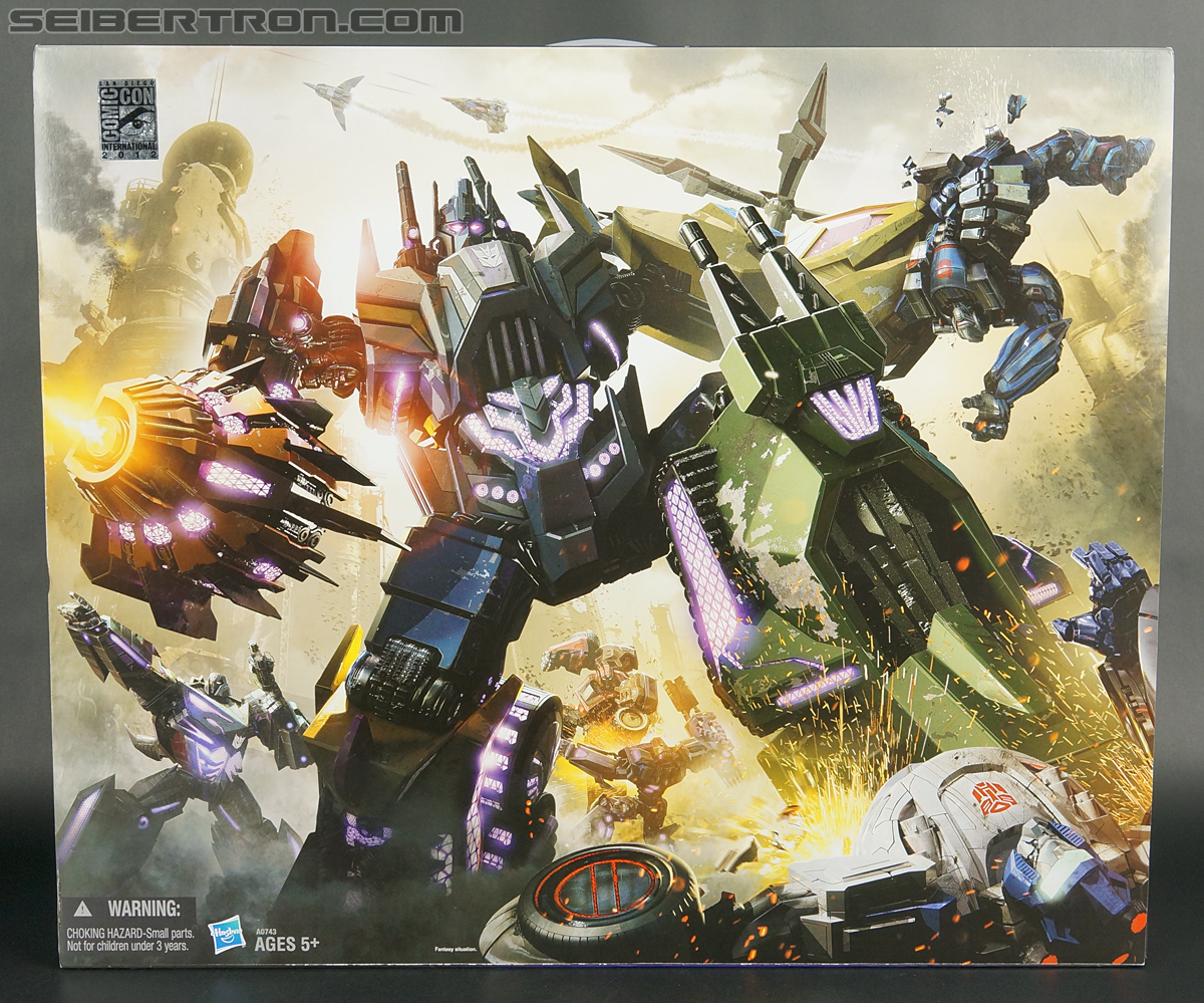 Transformers Fall of Cybertron Bruticus (Image #1 of 154)