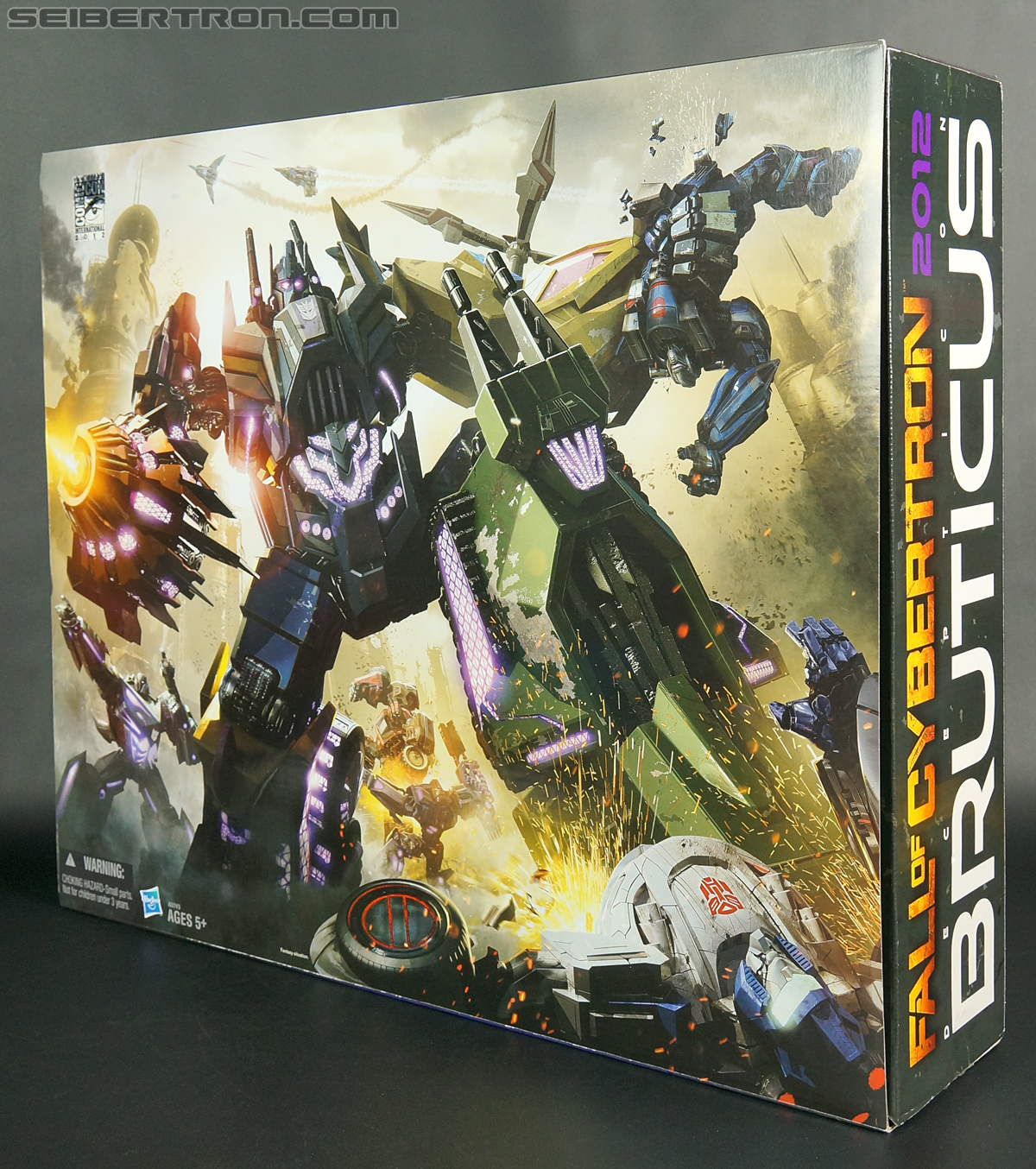 Transformers Fall of Cybertron Bruticus (Image #22 of 154)