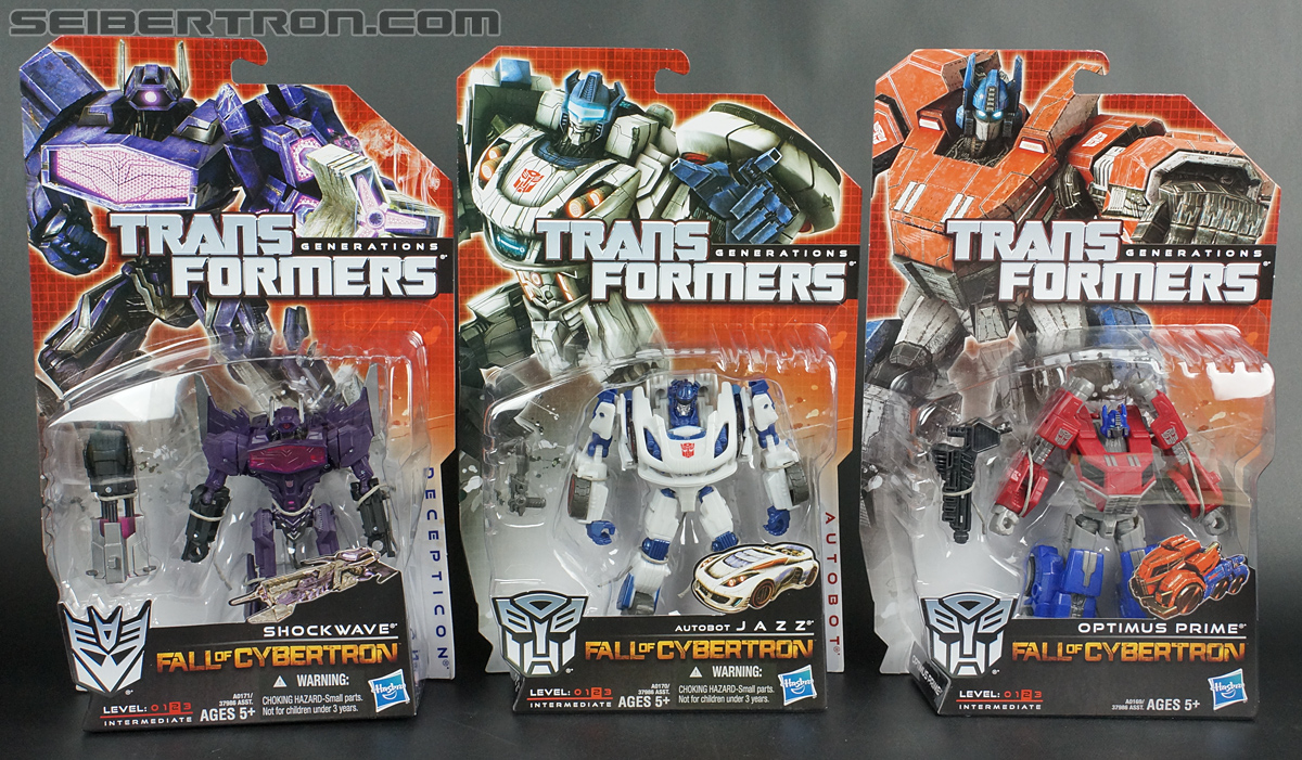 Transformers Fall of Cybertron Shockwave (Image #17 of 157)