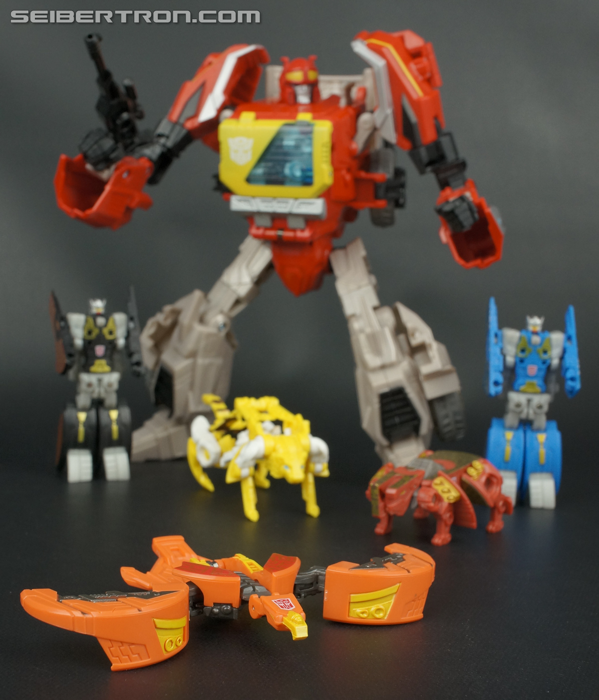 Transformers Fall of Cybertron Sunder (Image #72 of 73)