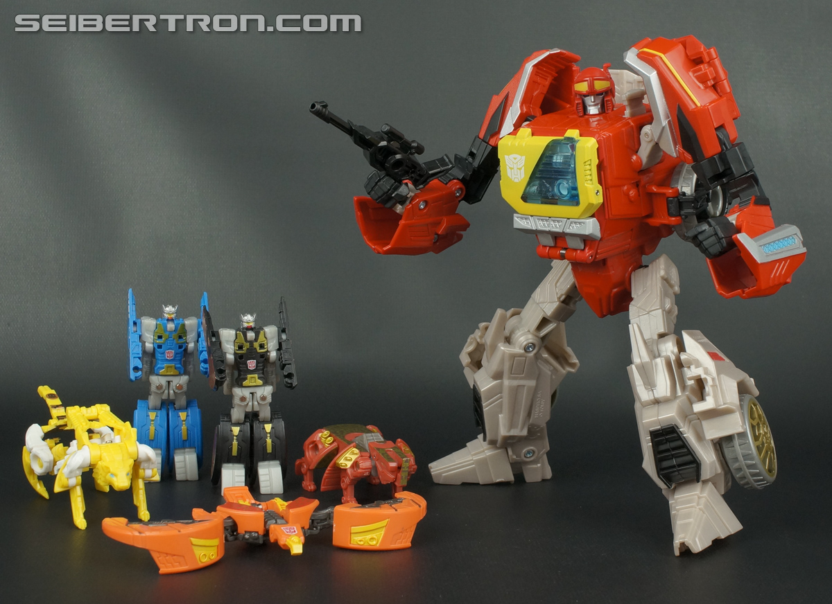 Transformers Fall of Cybertron Sunder (Image #73 of 73)