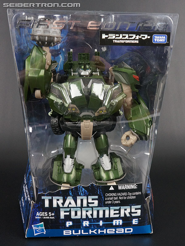 Transformers First Edition Bulkhead (Image #1 of 157)