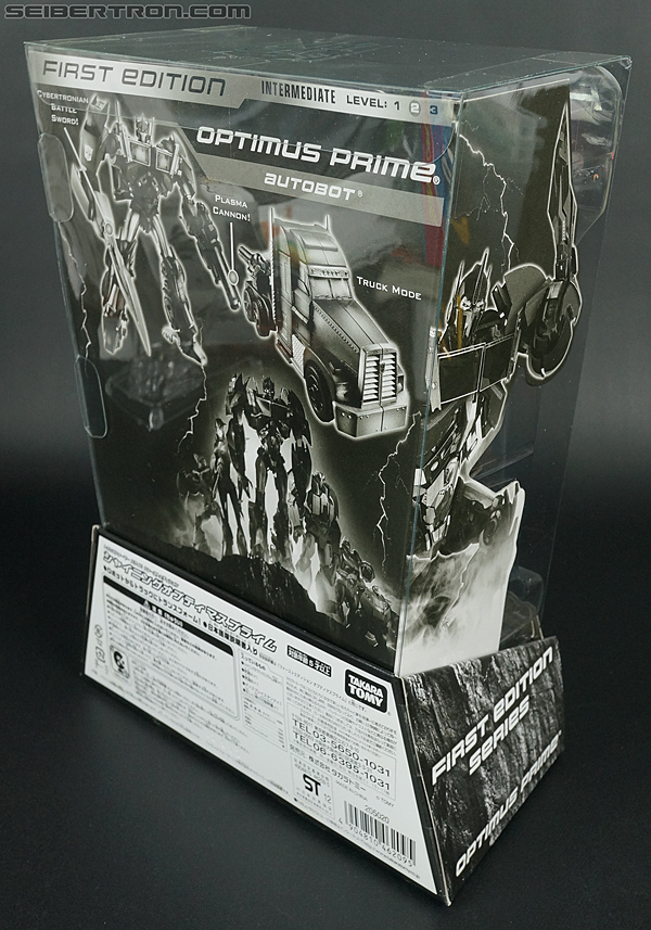 Transformers First Edition Optimus Prime (Clear) (Image #5 of 125)