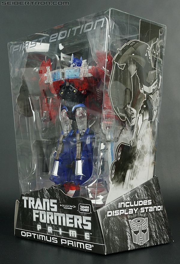 Transformers First Edition Optimus Prime (Clear) (Image #9 of 125)