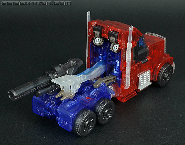Transformers First Edition Optimus Prime (Clear) (Image #18 of 125)