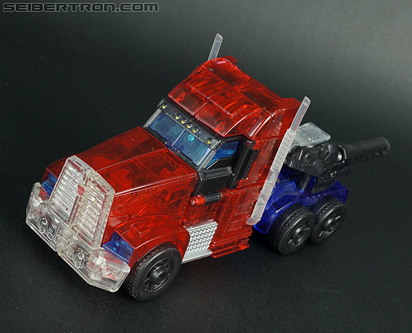 Transformers First Edition Optimus Prime (Clear) (Image #24 of 125)