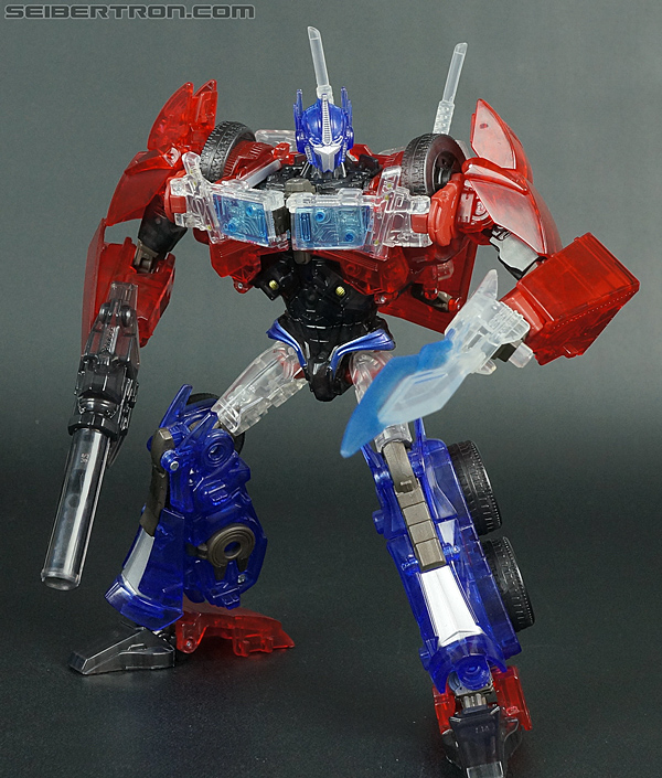 Transformers First Edition Optimus Prime (Clear) (Image #100 of 125)