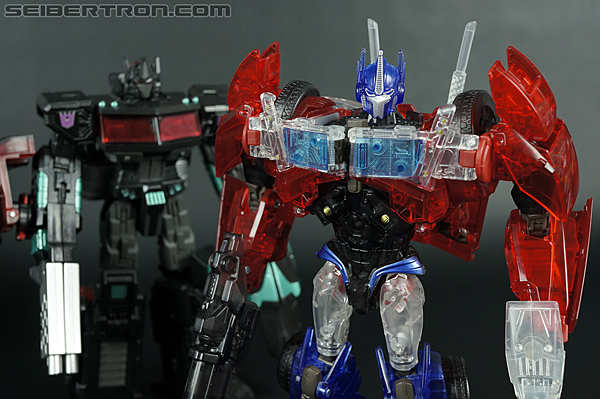 Transformers First Edition Optimus Prime (Clear) (Image #124 of 125)