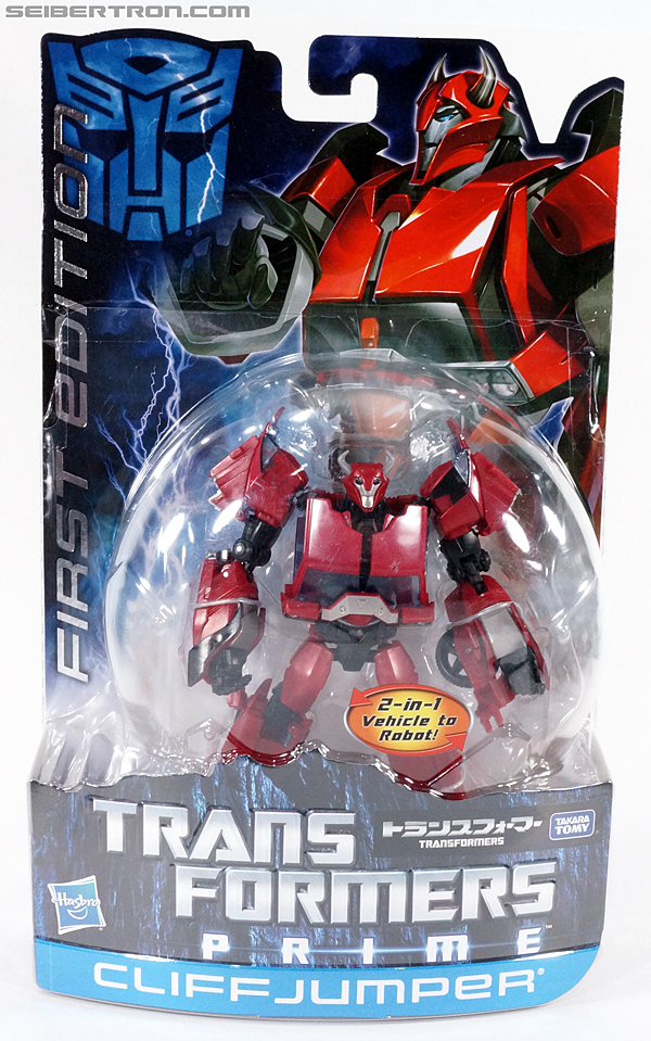 Transformers First Edition Cliffjumper (Image #1 of 137)
